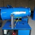 工程建设扬尘处理雾炮机 喷雾机的使用说明