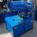 大型工程施工粉尘治理雾炮机 环保喷雾机的使用说明
