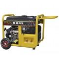 带轮子300A汽油发电机电焊机厂家价格
