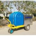 上海绿蓬多功能深根施肥机国家专利