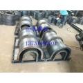 专业定制u型槽钢模具 流水槽钢模具