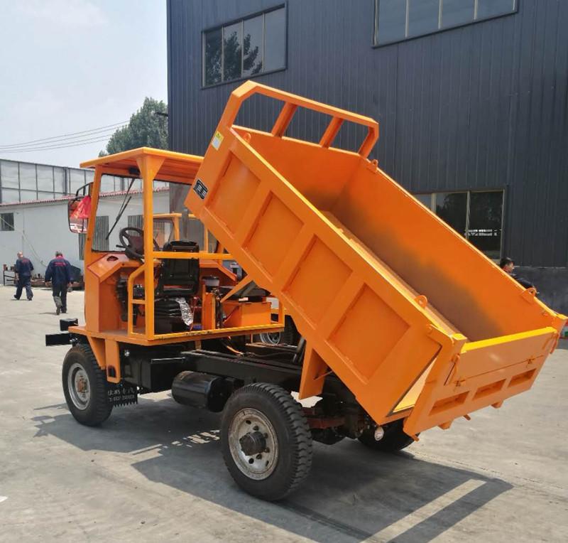 拉桉树四驱农用车价格 广西5吨桉树运输车图片