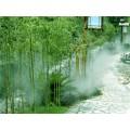 公园小溪边雾景人工造雾系统规格型号