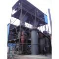 两段式煤气发生炉煤气站