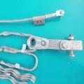 华来特厂家热销opgw光缆预绞式耐张线夹拉线金具