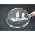 pc板热弯成型加工 弧形透明板耐力板加工 pc板吸塑上海利久