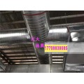 螺旋风管新厂家承接环保通风管道生产、安装