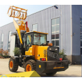 小型装载机生产厂家 各种型号抓木抓草机