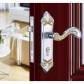 精品不锈钢室内门锁具实木门执手锁机械门锁批发