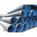 上海厂家供应HDPE双壁波纹管 排污管