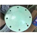 厂家供应玻璃钢管件 玻璃钢法兰 法兰短接 法兰盲板