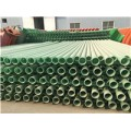 安徽供应玻璃钢管 电缆保护管 夹砂管道 可定制