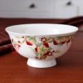 给长辈定制陶瓷寿碗贺寿
