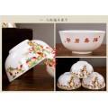 给长辈订制陶瓷寿碗礼品