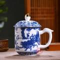 供应景德镇礼品茶杯订制价格