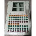 供应吉林四平防爆配电箱BXM51-T视窗仪表箱触摸屏防爆箱