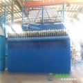内蒙赤峰8台6吨小型燃煤锅炉布袋除尘器厂家安装试运行
