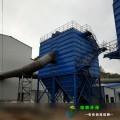四平选料厂反击式破碎机除尘器大颗粒粉尘有效沉降