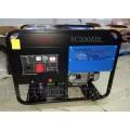 燃油发电驱动焊机300A柴油发电电焊一体机
