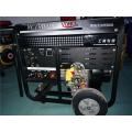 190A柴油发电电焊机发电一体焊机