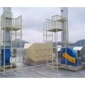 河源涂料厂废气处理