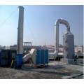 惠州 塑胶厂废气处理工程