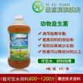 复合益生菌兽用em菌加水拌料怎么使用?