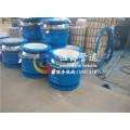 热流体管道E型管道补偿器耐腐蚀性能
