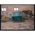 郑州鑫盛 有机肥料加工厂家 猪粪有机肥滚筒筛分机