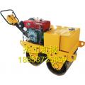 山东杰工供应手扶单轮压路机 羊角轮压路机 小型座驾式压路机