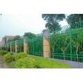 锌钢护栏防爬栏杆工厂小区围栏别墅庭院围墙