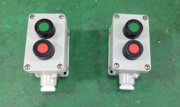 la53-电机启停防爆控制按钮盒