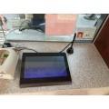 银行电力水力营业厅柜台工单电子签名10寸电磁液晶签字屏