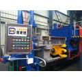 国产铝型材挤压设备无锡意美德挤压机信誉高回头客居多