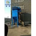 济南钢铁厂工段除尘器维修改造项目创新新颖2