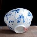 陶瓷碗定做厂家 寿碗礼品定做