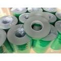 富士热压硅胶带   灰绿色0.3*10mm*10m