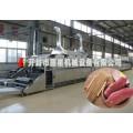 粉皮机是怎么样生产工作的