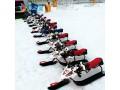 雪地摩托车 雪橇车 雪地车批发价格 雪地摩托车畅销 (1)