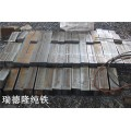 宁波高温合金熔炼用原料纯铁方钢,