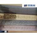 304不锈钢装饰花纹管20*40价格