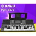 雅马哈电子琴PSR-S970  7500元