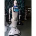 金亮德JLDSW108语音对话引导带领智能商务服务机器人