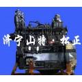 小松挖掘机pc300气缸体 6D114发动机缸套山特松正