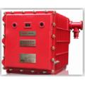 QJGR-150/10(6)矿用隔爆兼本安型高压真空软起动器