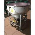 新型专用牛蛙饲料搅拌机 玉米粮食搅拌机