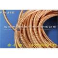 编织软铜带 ,多股单丝0.15mm网状铜编织带
