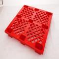 重庆堆码塑料托盘/四川塑料防潮板,九脚托盘,承重均匀