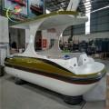 新款水上观光船 水上乐园设备厂家