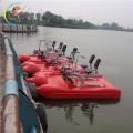 水上自行车 水上游乐设备批发价格